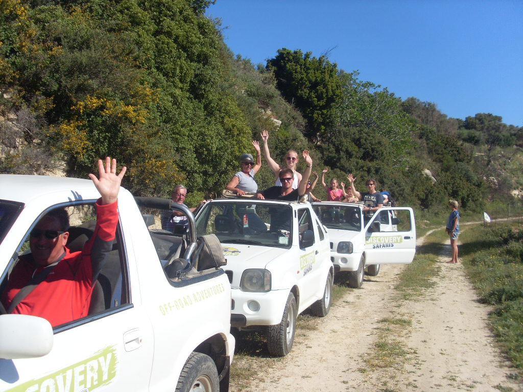 JEEP DRIVING SAFARI 2